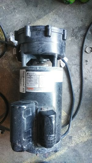 Flo Master xp2 by aquaflo 1563 5 horsepower motor for swimming pools for Sale in Las Vegas, NV