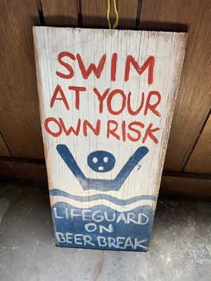 Pool sign for Sale in Norwalk, CA