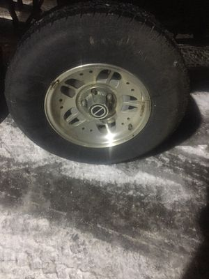 Ranger wheels and tires for Sale in Cleveland, OH