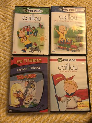 Caillou DVDs for Sale in Capitol Heights, MD