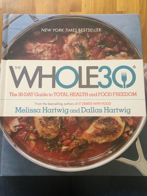 The whole30 cookbook! for Sale in San Francisco, CA
