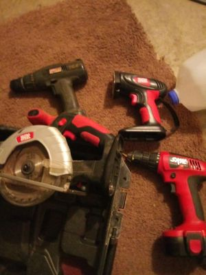 Drills ,saws,sander for Sale in Columbia, MO