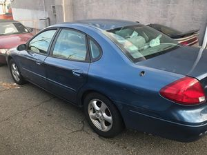 2002 Ford Taurus 93,000 miles runs great for Sale in Jersey City, NJ