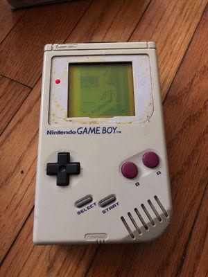 Nintendo game boy original for Sale in Baltimore, MD