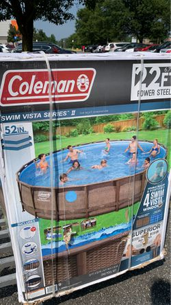Coleman 22ft Pool for Sale in Alexandria,  VA