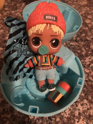 Lol boy doll for Sale in Los Angeles, CA