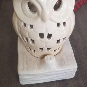 Owl Tee Candle Holder for Sale in Martinez, CA