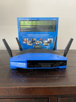 Linksys Wireless Router - WRT3200ACM for Sale in Encinitas, CA