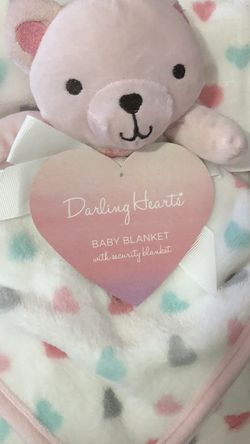 Baby Blanket With Lovey for Sale in Redlands,  CA