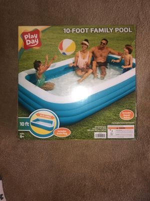 Play Day 10ft Pool for Sale in Aurora, IL