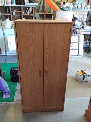 Cabinet with shelves for Sale in Hesperia, CA