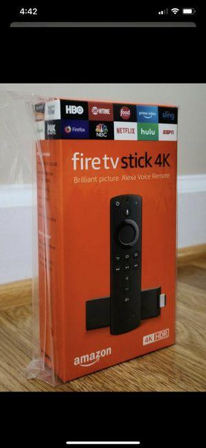 AMAZON FIRESTICK 4K for Sale in Kennesaw, GA