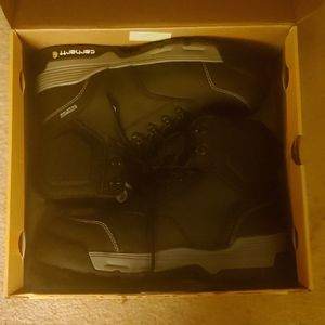 mens size 10.5 carhart waterproof work boots for Sale in Portland, OR