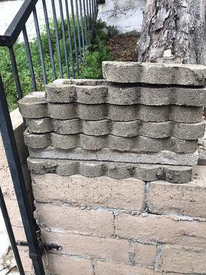 FREE - Scallop Concrete Edgers for Sale in Mission Viejo, CA
