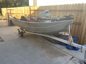 12' boat for Sale in Galt, CA