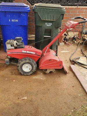 Yard machines roto tiller for Sale in Riverside, CA