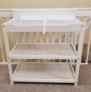 Changing Table with Pad for Sale in Lake Worth, FL