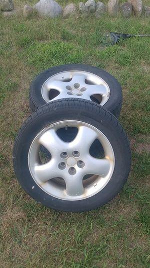3-p.t cruiser wheels.16 inch for Sale in Blanchard, MI