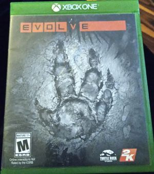 Evolve Game Playstation 4 for Sale in Hixson, TN