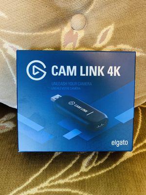 Elgato Cam Link 4K for Sale in Ashburn, VA