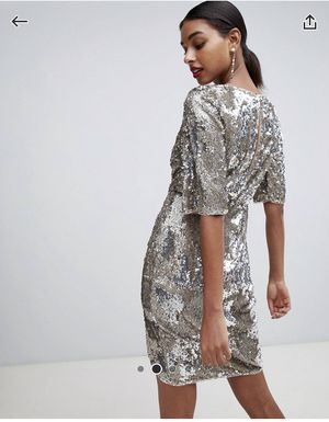 Women sequin party/cocktail/ night dress for Sale in New York, NY
