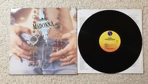 "Madonna ""Like A Prayer"" vinyl lp 1989 Sire Records Original 1st Press not a reissue very nice copy 80s Electronic for Sale in Laguna Niguel, CA"
