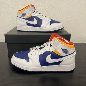 "Air Jordan 1 ""laser Orange"" Sizes 6y , 6.5y, Women's 7.5, 8 for Sale in San Antonio, TX"