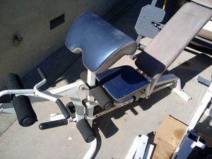 Marcy Full Olympic Size Bench for Sale in Ontario, CA