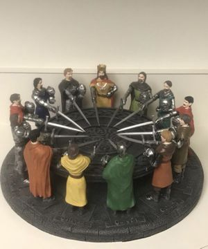 Round table knights for Sale in Pomona, CA