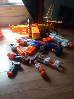 Nerf gun bundle for Sale in Columbus, OH