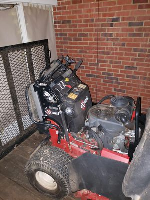 Exmark 48 Stand On Mower 161hrs for Sale in Annandale, VA