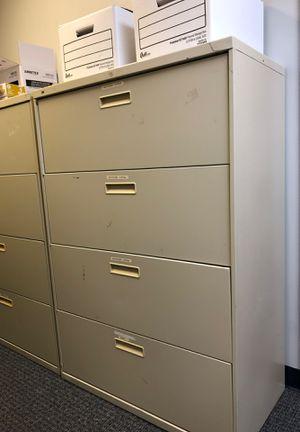 Industrial filing cabinet for Sale in Newport News, VA