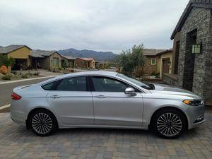 2017 Ford Fusion Titanium AWD for Sale in Scottsdale, AZ