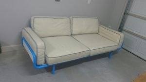 Sofa Couch Convert to Day Bed 7 ft long for Sale in Perry, GA