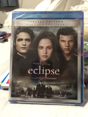 The Twilight Saga - Eclipse / BluRay DVD for Sale in Fontana, CA