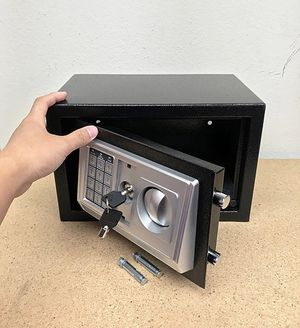 "NEW $35 Safe Box 12""x8""x8"" for Sale in Downey, CA"
