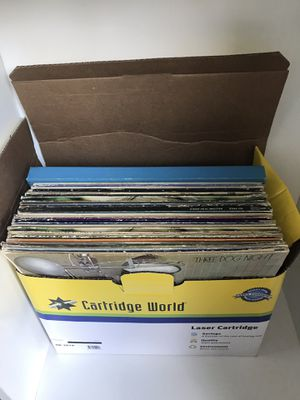 35 Vinyl Records! for Sale in Vancouver, WA