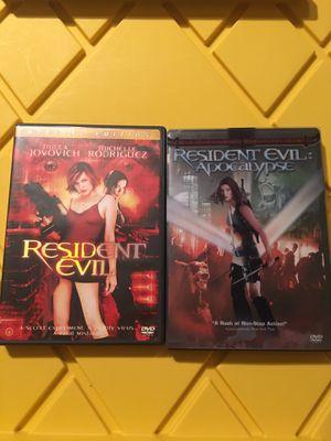 Resident Evil DVD for Sale in Long Beach, CA
