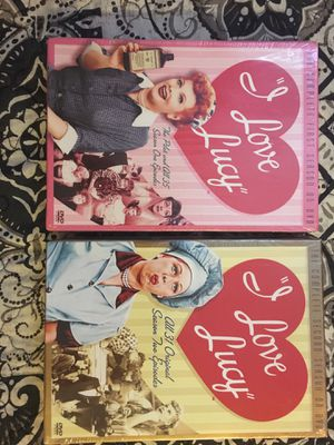 I Love Lucy seasons 1 and 2!! Complete DVD set for Sale in San Angelo, TX