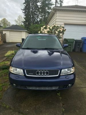 2001 audi A4 Quattro 2500 trades welcome for Sale in Seattle, WA