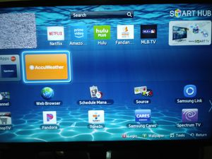 """Samsung Smart Hub Tv 32"""" for Sale in Pittsburgh, PA"""