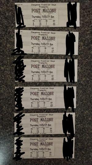 Post Malone, Great PRICE!!!! for Sale in Aurora, CO