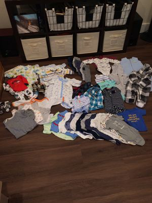 Baby boy 3-6 month clothes bundle for Sale in Tacoma, WA