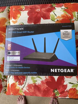 Nighthawk AC1900 Smart WiFi Router for Sale in Cocoa, FL