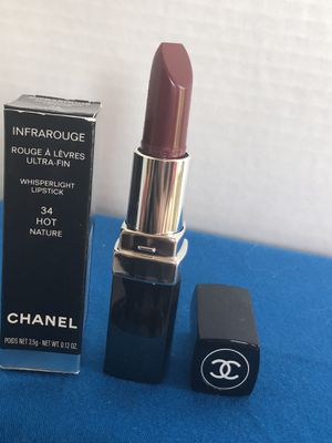 Chanel lipstick #34 Hot Nature, I have 4 available. for Sale in Fort Lauderdale, FL