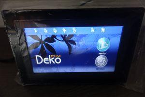 7 inch Deko Elite Digital Photo Frame LCD 800x480 Pixel High resolution screen for Sale in Santa Ana, CA