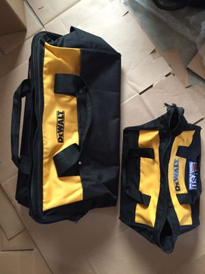 New DeWalt Contractor Bag For Sale for Sale in Mukilteo, WA