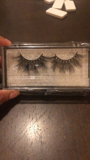 3D Mink Eyelashes August for Sale in Hutchinson, KS