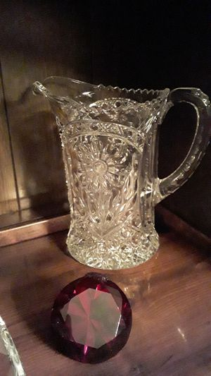 Crystal pitcher perfect for Sale in Las Vegas, NV