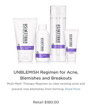 Rodan&fields unblemish Kit for Sale in Hilliard, OH
